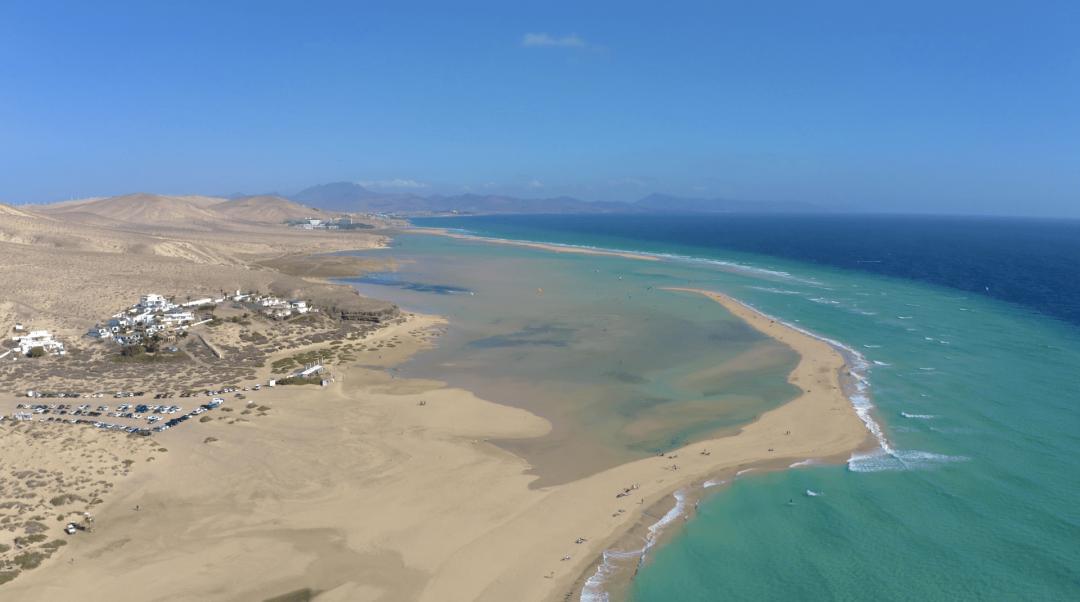 Playa Lagoon, Fuerteventura