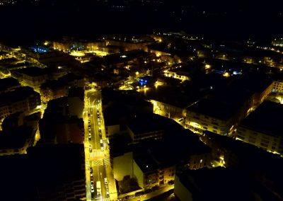 Noche en El Médano, Tenerife