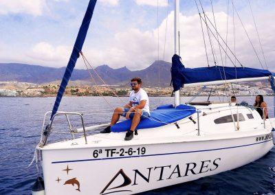 Antares Sailing, Tenerife