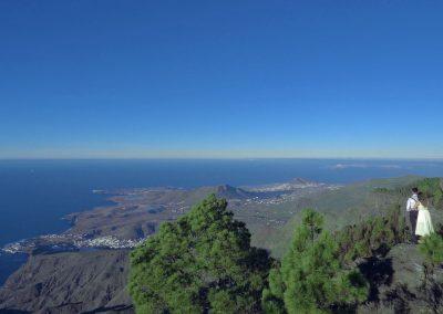 Mirador en Tamadaba, Las Palmas