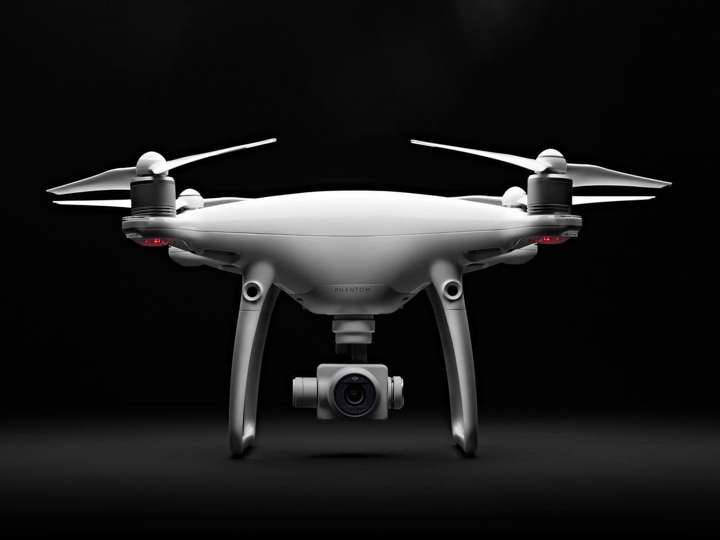 Dron para servicios de Grabación aèrea Phodroncanarias